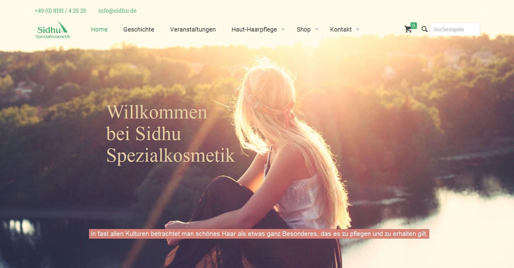 SIDHU_Spezialkosmetik
