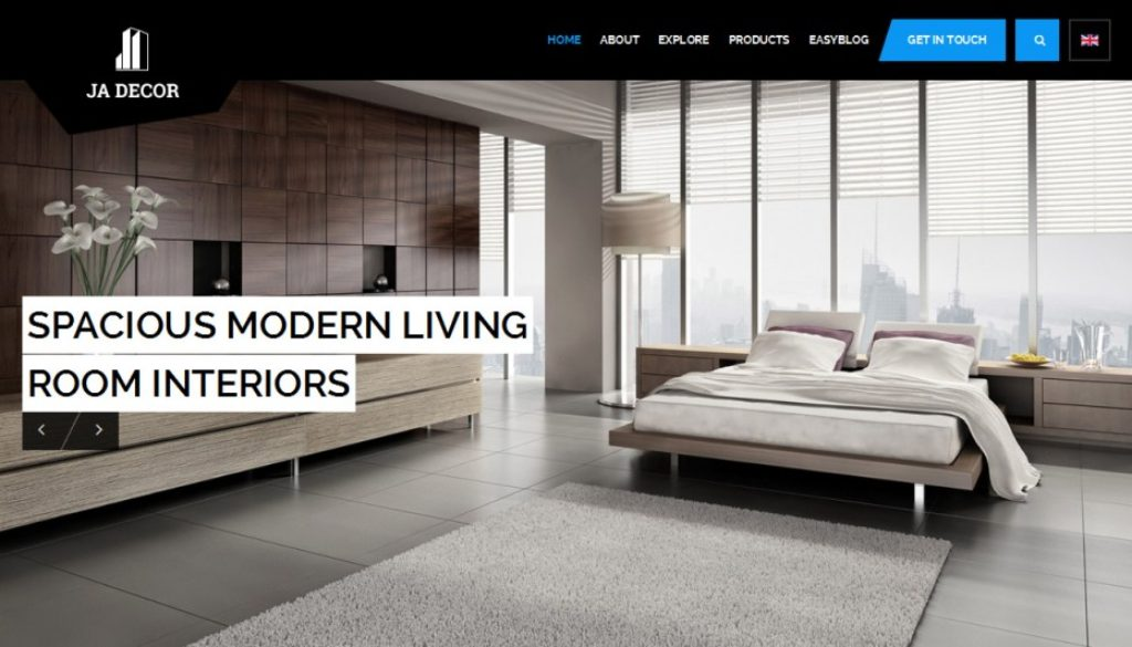 Responsive_Joomla_interior_Decor_-_2015